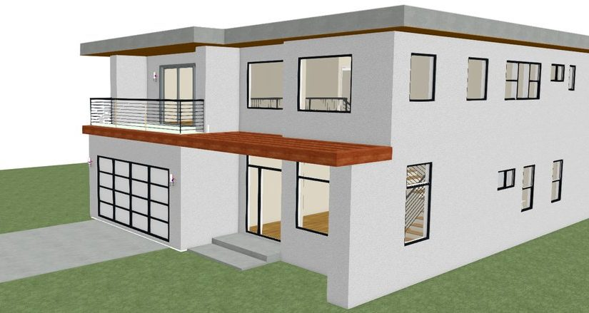 family home plan